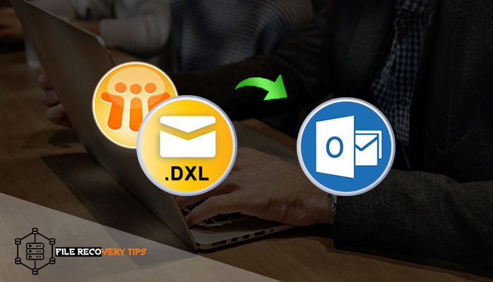 Migrating IBM Lotus notes DXL into MS Outlook PST 2016