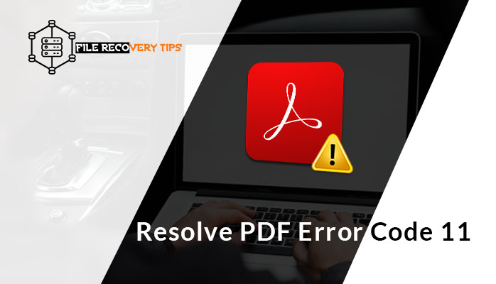 "This post talks about the way to resolve PDF error code 11 also known as also known as ""There was an error opening this document. Access denied"""
