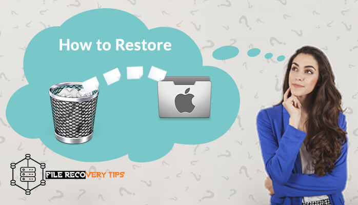 this blog post talks about the easy ways to Restore Permanently deleted files MAC without software